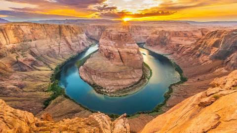 "Antelope Canyon: ""The Place Where Water Runs Through Rocks"""